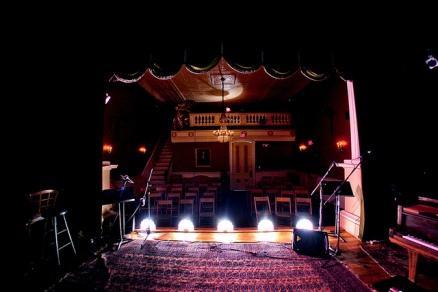 Lyric Hall, interior (Courtesy of Chion Wolf)