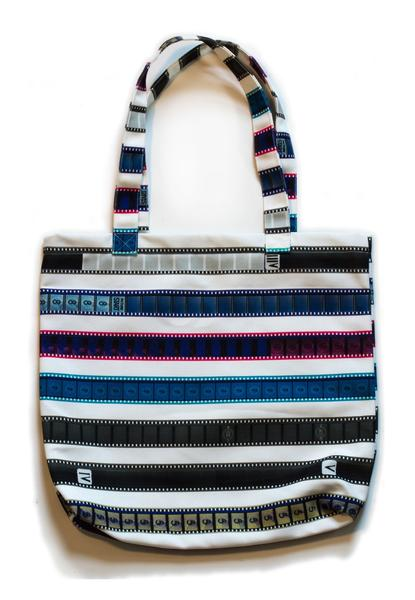 35mm Canvas Tote / Film Leader