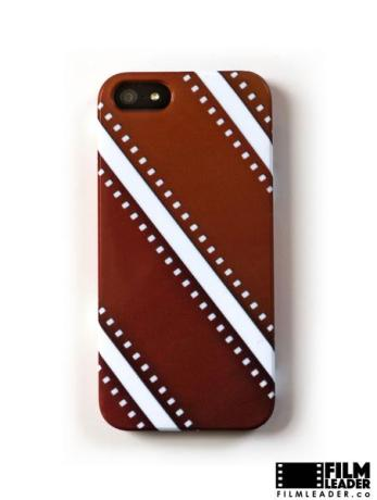 Film Leader Phone Case